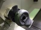 Использование противовеса для минимизации дисбаланса, размеры и вес которого были рассчитаны в CAD-CAM-системе