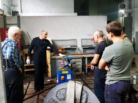 Поставка трубогиба ERCOLINA в Казань